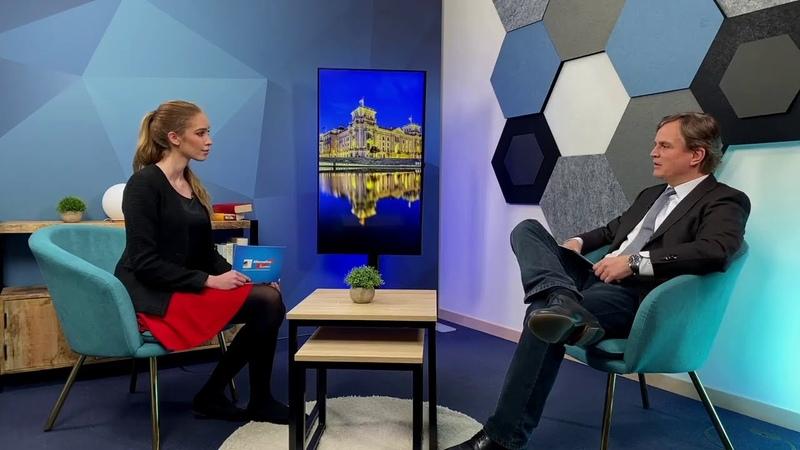 Dr Bernd Baumann AfD spricht u a zur Korruption in CDU CSU Merkel Ostern Lockdown 26 03 2021