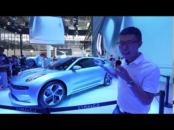 REACTIONS to Geely Auto Lynk Co and Polestar at the Beijing Auto Show 2020