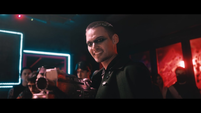 Maneikis CONCUSSION Official Cyberpunk Music Video