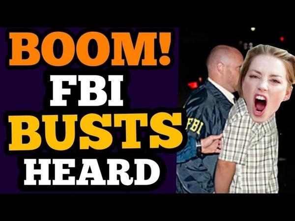 FBI TARGETS Amber Heard CONFIRMS Australian FEDERAL CRIMINAL CASE