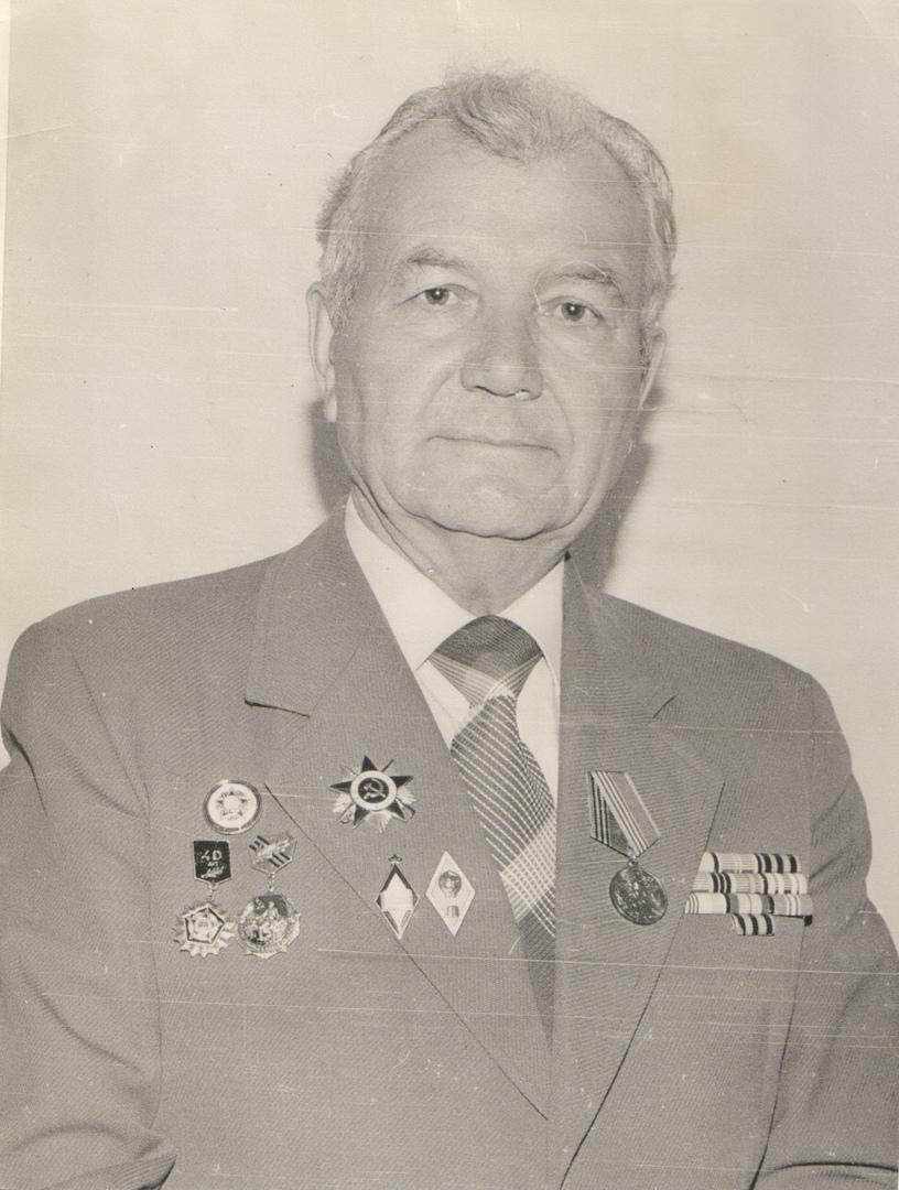 Ильяненко Родион Тихонович