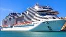 MSC Grandiosa Cruise in 2021