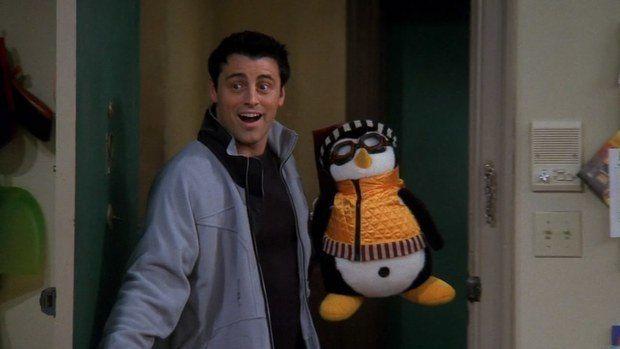Пингвин Джо Триббиани-