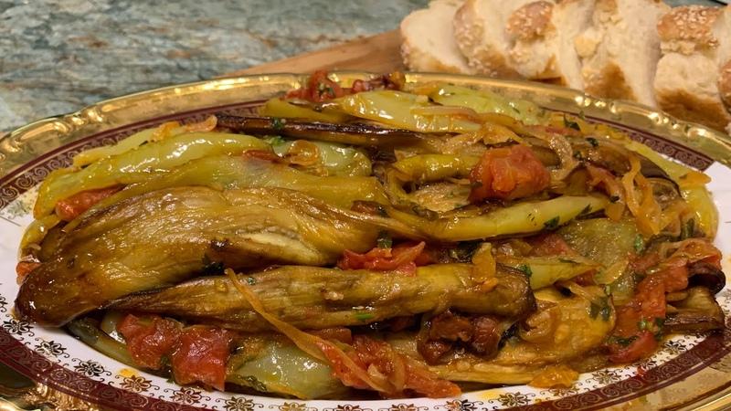 Имам баялды лучшее блюдо из баклажанов Իմամ բայալդի Imam bayaldi
