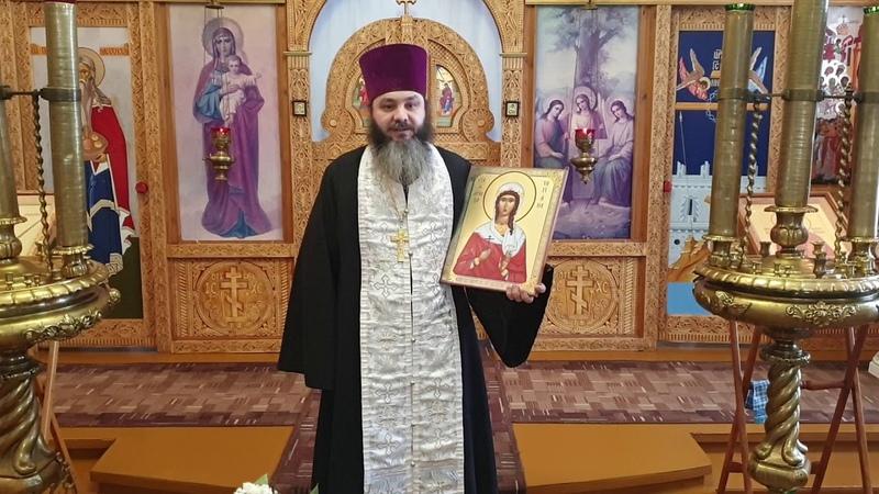 Поздравление с днем студента от благочинного 4 округа Барышской епархии протоиерей Андрея Филькина