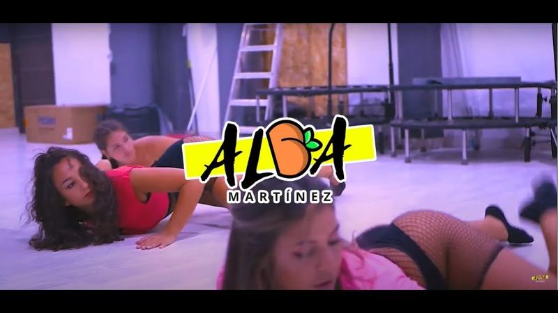 DESCE PRO PLAY (PA PA PA) - MC Zaac, Anitta y Tyga - TWERK clase inicial 0 en Málaga Alba Martínez