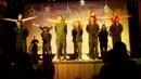 Танец вожатского отряда Родник - Первым делом самолеты 1-я летняя 2013