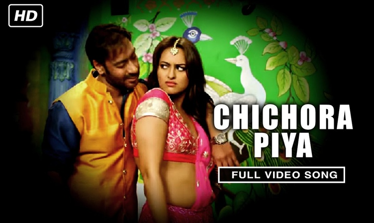 Chichora Piya Fulll Video Song Action Jackson Ajay Devgn Sonakshi Sinha