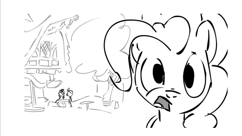 MLPFiM | Pinkie the Party Planner | Song | Animatic | Season 4 Episode 12