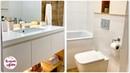 СОВРЕМЕННЫЙ Дизайн ВАННОЙ КОМНАТЫ 4 кв.м ! Ванная, в которой ХОЧЕТСЯ ЖИТЬ!