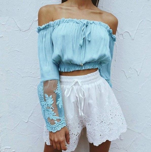 Блуза -