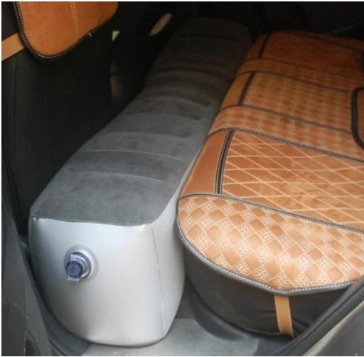 Надувная подушка увеличивающая площадь заднего сиденья