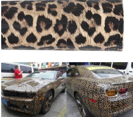 Леопардовая пленка