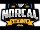2020 U12 Girls NorCal Premier State Cup Gm Stanislaus United v San Juan SC 08 Spirits PreEcnl 2-1