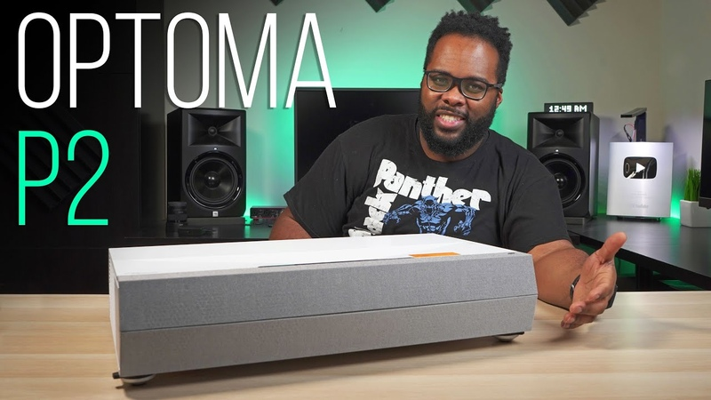 Optoma CinemaX P2 4K Laser Projector Review - Best Ultra Short Throw Under $4000