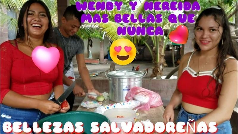 Wendy y Nereida dicen mujer no sabe guisar no sabe atender así hombre 😁😂
