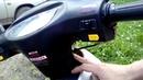 Ремонт датчика топлива скутера Vento Sunny.Repair of the fuel sensor of the Vento Sunny scooter.