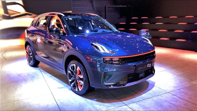 2021 Geely Lynk Co 06 Walkaround 2020 Chengdu Motor Show 2021款吉利领克06,外观与内饰实拍