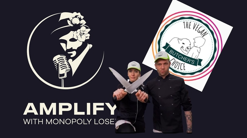 Amplify Ep 16. First Belgian Vegan Butcher (Part1)