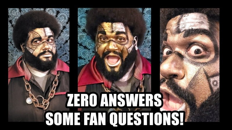 Steam Powered Giraffe Zer0 answers some fan questions