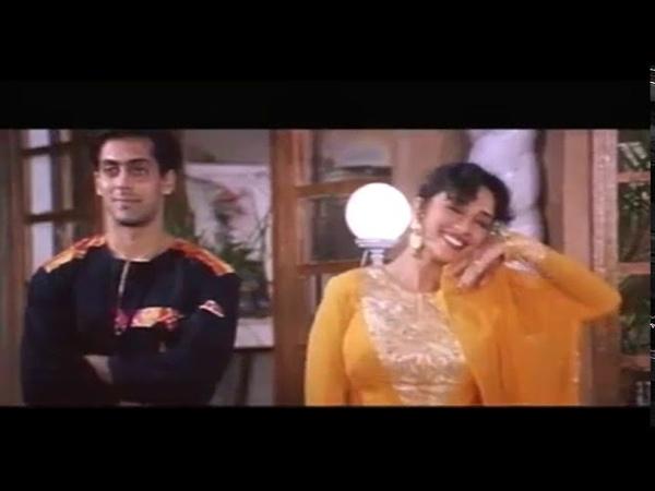 Клип из к ф Кто я для тебя Hum Aapke Hain Koun Индия 1994г