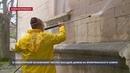 В Севастополе возобновят чистку фасадов домов из инкерманского камня