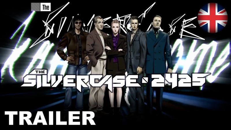 NS\PS4 - The Silver Case 2425 (The Silver 2425) (The Silver Case (HD Remaster) The 25th Ward The Silver Case)