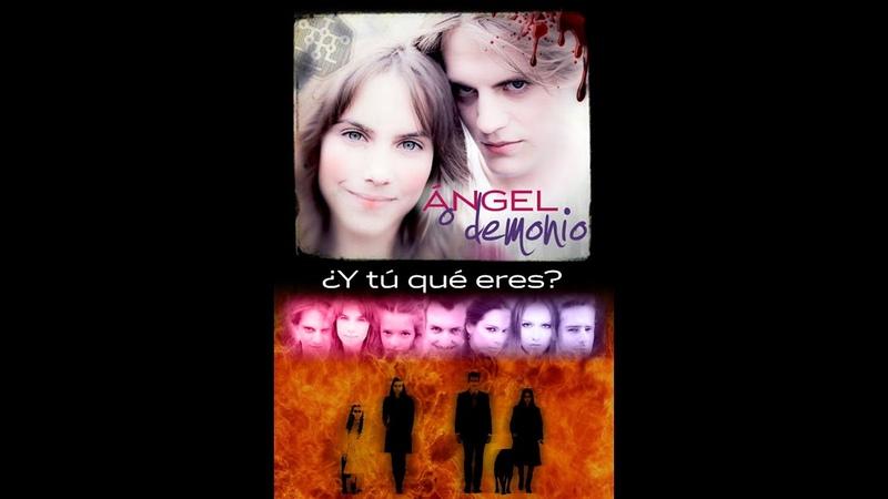 Ангел или демон 1 сезон 10 серия детектив фэнтези драма 2011 Испания
