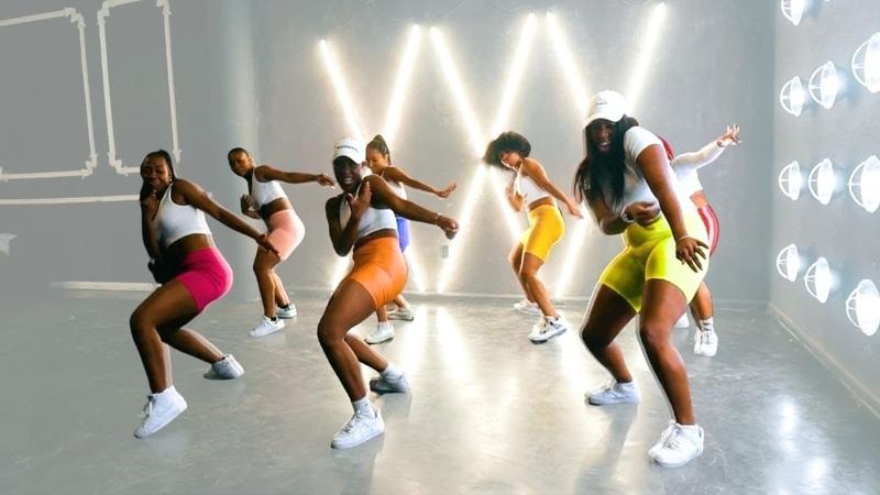 Chop Daily x Fya Nya x Kiamo Blu - Turn It Up (Dance Video) | @Nieka OG Choreography