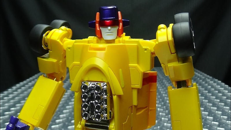Fans Toys SMOKEY Dragstrip EmGo's Transformers Reviews N' Stuff
