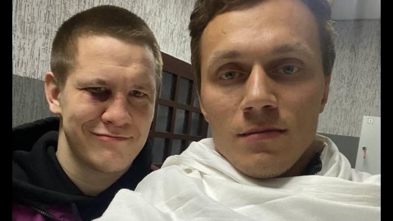 Задержанные в Питере бойцы ММА сцепились с вице-президентом Альфа-банка