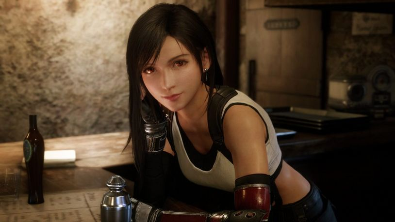 Новый кусочек улучшенной версии Final Fantasy 7 Remake