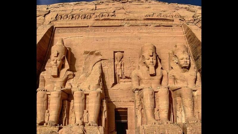 2 Золотой век BBC Сокровища Древнего Египта 2014