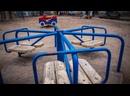 В Перми две девушки использовали детскую площадку как туалет