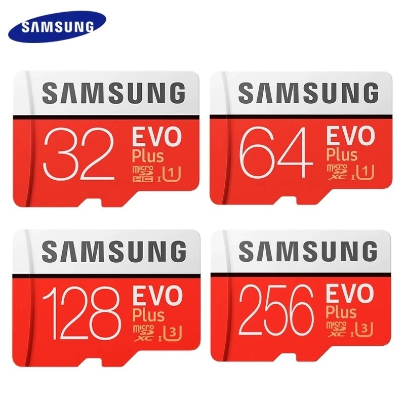Недорогие карты памяти microSD SAMSUNG -