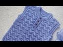Maviş Süveter 1. Bölüm Kırık Ayna Modeli ile Kol ve yaka kesimi anlatımlı