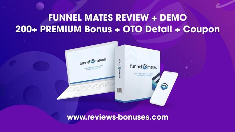 Funnel Mates Review | Funnel Mates OTO | Funnel Mates Bonus