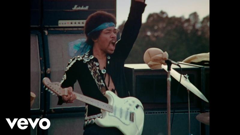 The Jimi Hendrix Experience Voodoo Child Slight Return Live In Maui 1970
