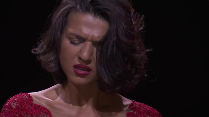 Kathia Buniatishvili Schafe können sicher weiden J S Bach EXTRA
