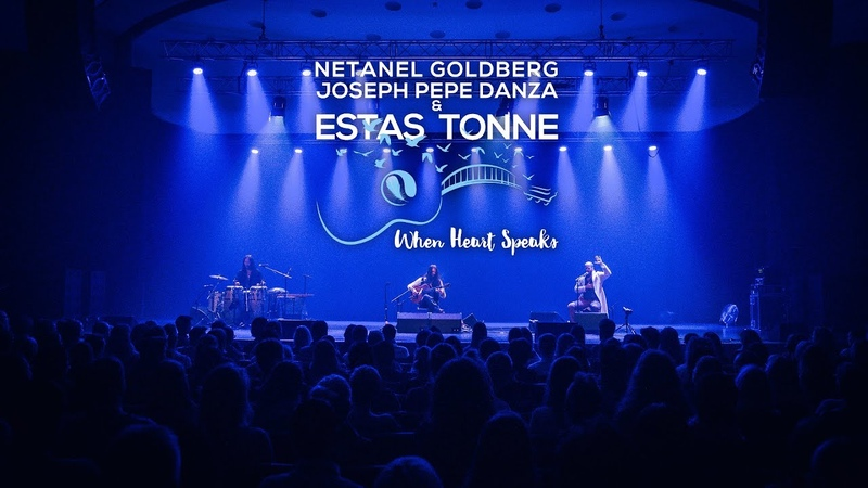When Heart Speaks Estas Tonne with Netanel Goldberg Joseph Pepe Danza