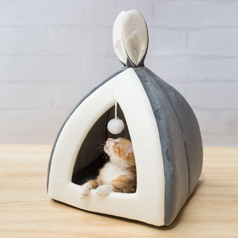 Домик для кота -