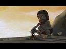 Прикольные мультфильмы, очень смешной мультик про каменный век, смотреть бесплатно