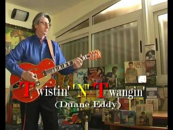 Twistin' 'N' Twangin' DUANE EDDY