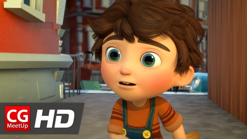 CGI Animated Short Film Embarked by Adele Hawkins, Mikel Mugica and Soo Kyung Kang | CGMeetup
