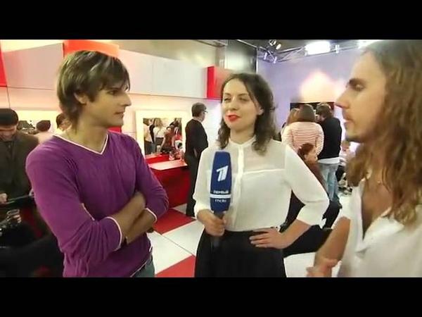 Братья Поздняковы - Интервью - Голос -2012 г.