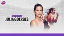 Julia Goerges Announces Retirement From Tennis