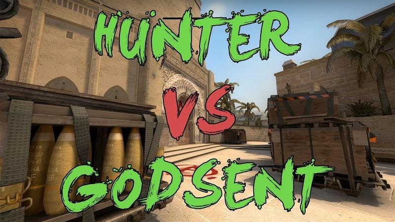 CSGO POV Valiance huNter vs GODSENT (2816) mirage @ Bets.net Challenger Series