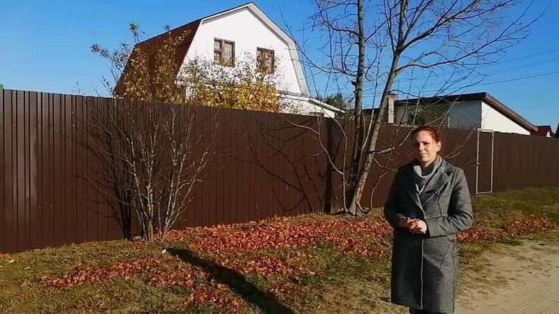 Дом у озера в деревне Митинская г о Шатура