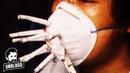 Komplett gestört Masken jetzt auch beim Essen und Rauchen