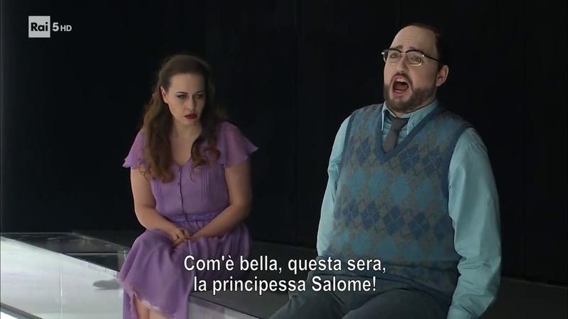 Richard Strauss Salome Elena Stikhina Саломея Р Штраус Елена Стихина